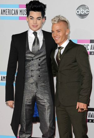 from Yusuf is adam lamberts brother gay too