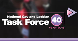 National gay and lesbian task force