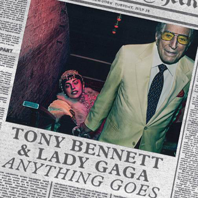 lady gage tony bennett jazz album