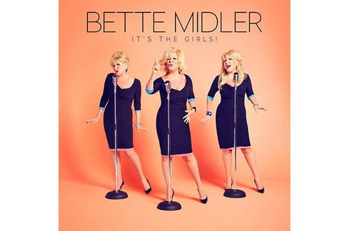 bette midler new album