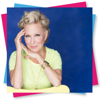 bette midler 2014 2015 tour