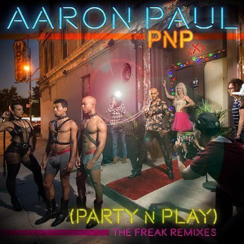 aaron paul PnP Party N Play