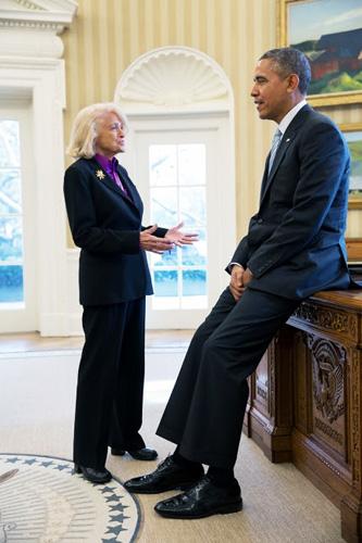 edie windsor obama