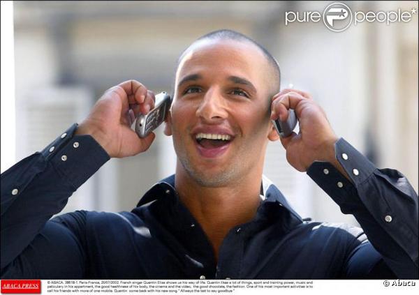 Quentin Elias 2014 Male Model Singer Quen...