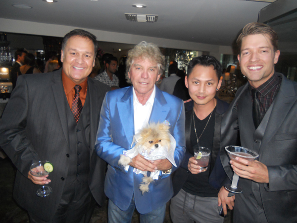 LISA VANDERPUMP PUMP gay bar west hollywood SUR