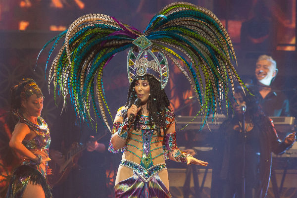 cher tour 2014 gay costumes