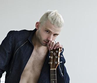 jared huff musician singer LGBT gay