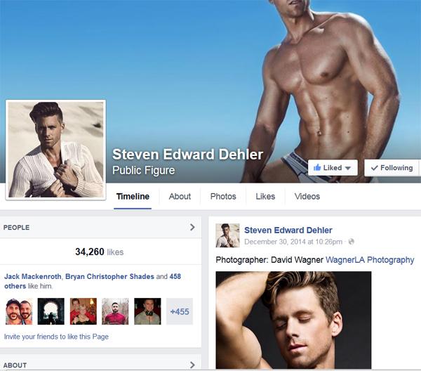 male-model-celebrity-steven-dehler