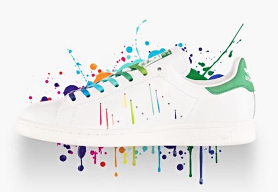 addidas gay pride shoes