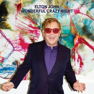 elton john new cd album